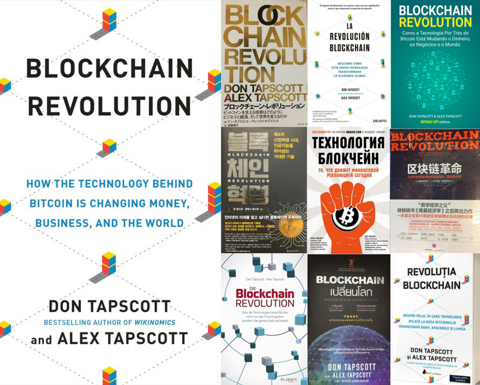 Cover Of Blockchain Revolution