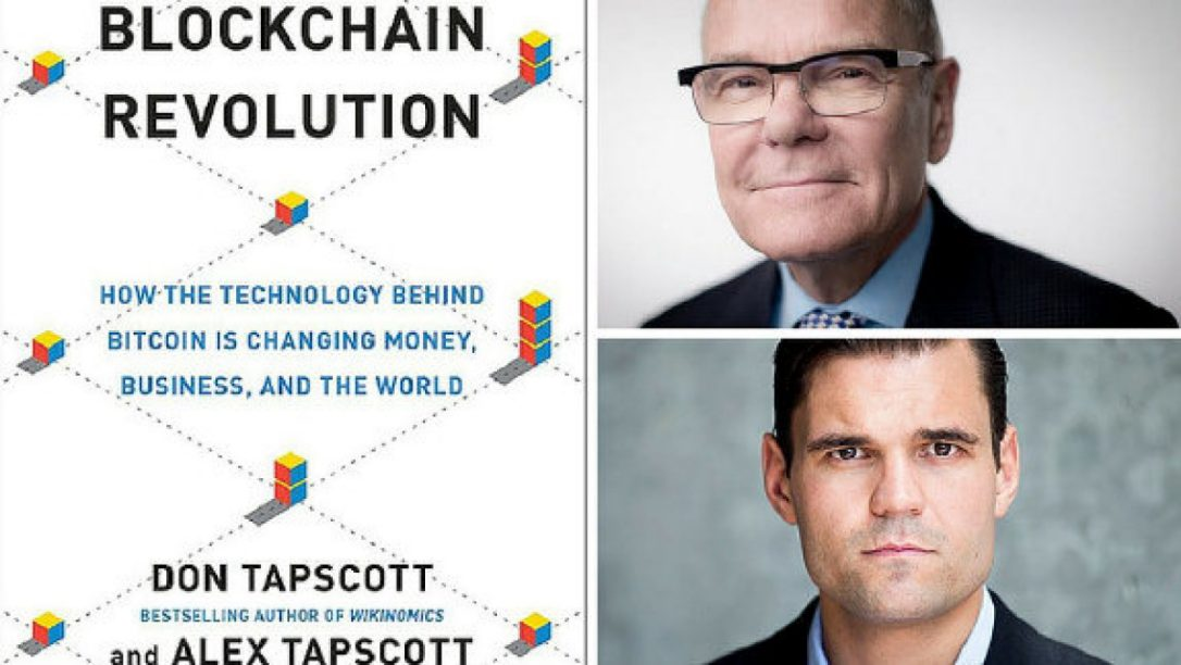 The Blockchain Revolution, an excerpt from Don and Alex Tapscott's upcoming book